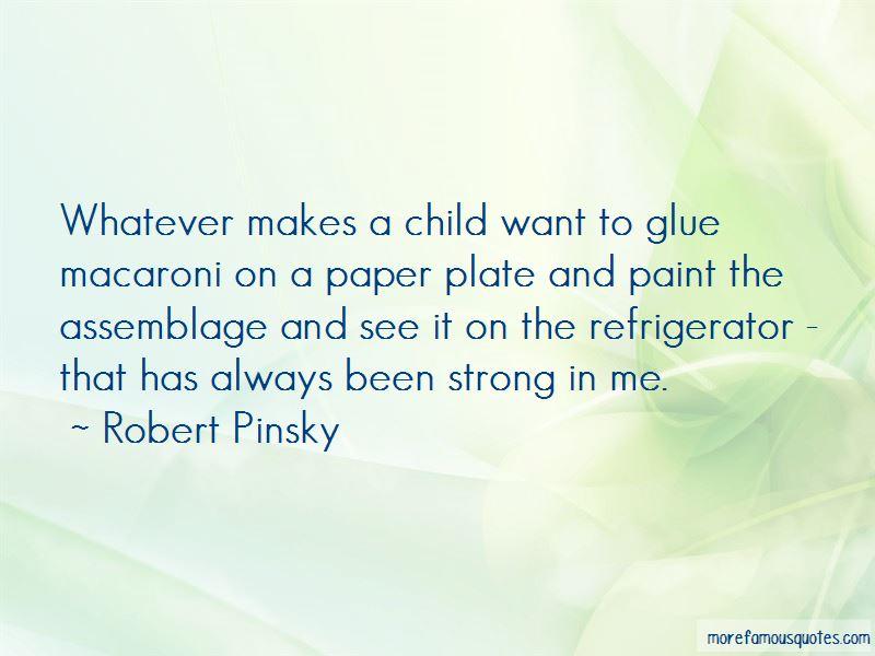 Robert Pinsky Quotes