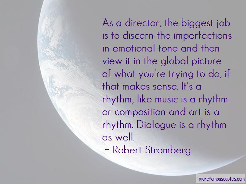 Robert Stromberg Quotes