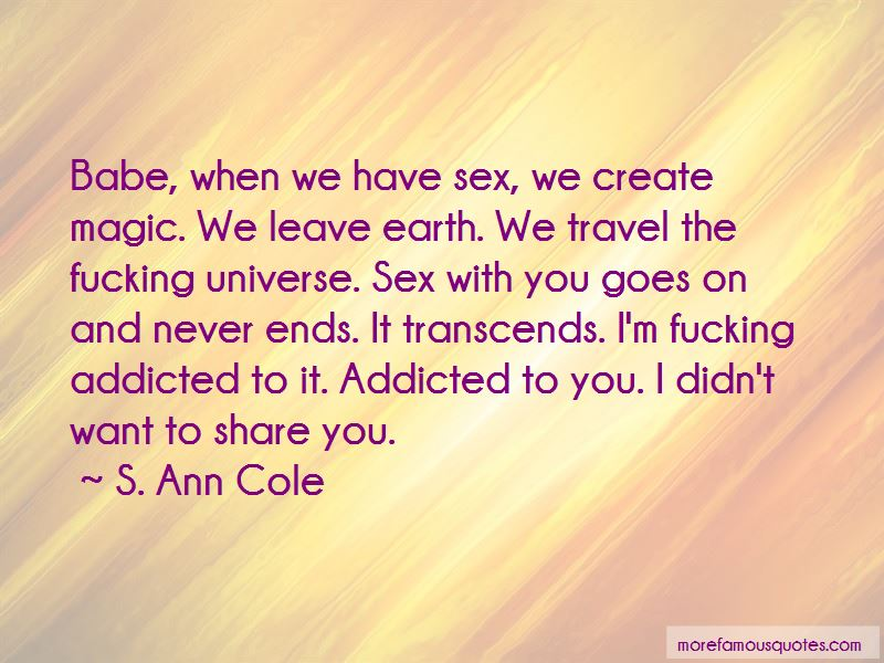 S. Ann Cole Quotes Pictures 4