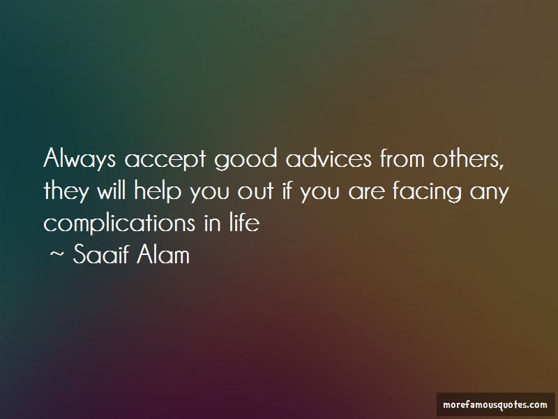 Saaif Alam Quotes Pictures 2