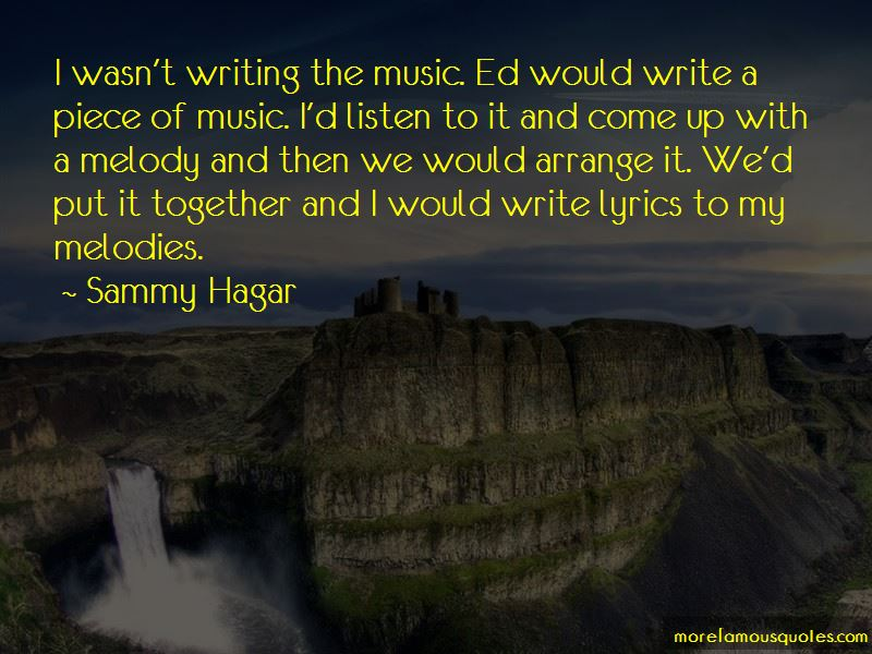 Sammy Hagar Quotes Pictures 3