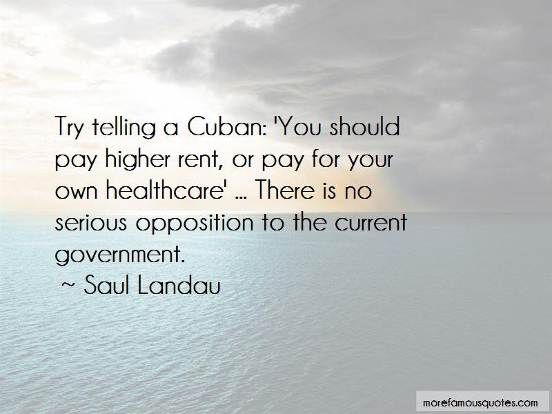 Saul Landau Quotes Pictures 3