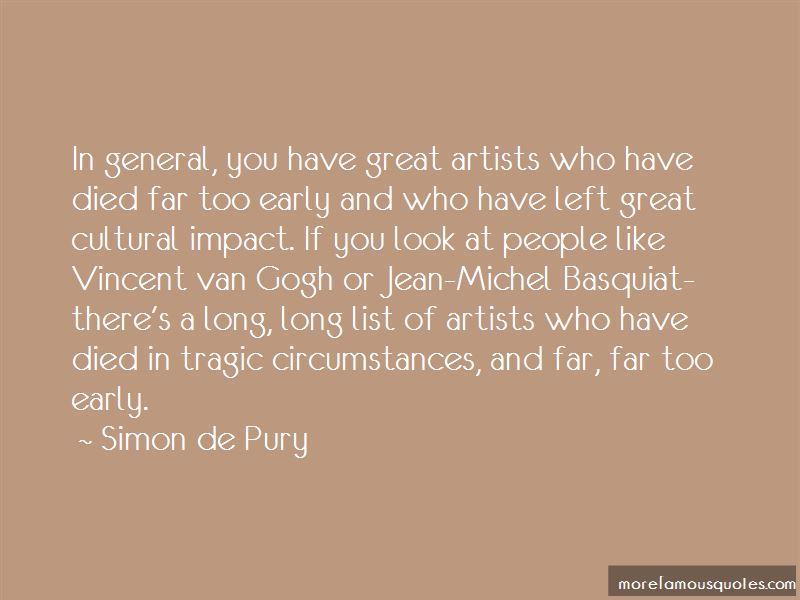 Simon De Pury Quotes Pictures 3