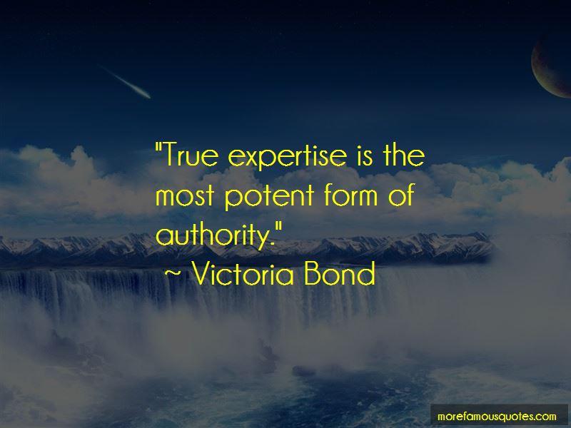 Victoria Bond Quotes Pictures 2