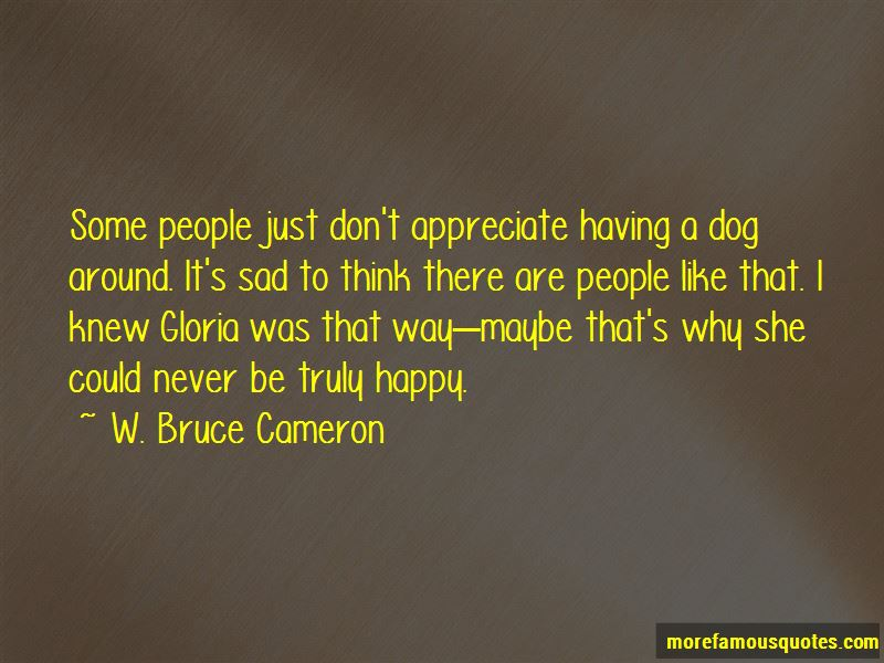 W. Bruce Cameron Quotes Pictures 3