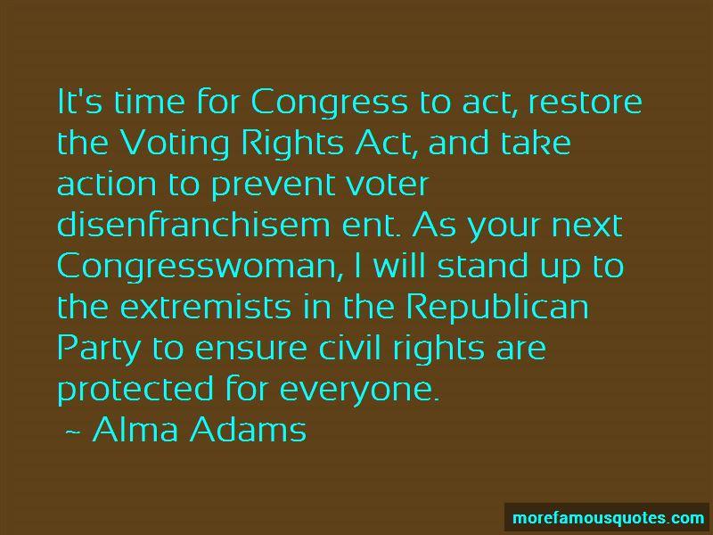 Alma Adams Quotes Pictures 2