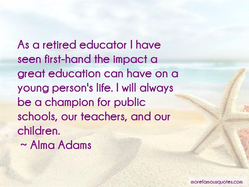 Alma Adams Quotes Pictures 4