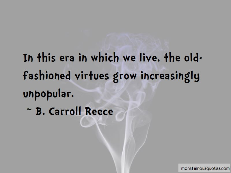 B. Carroll Reece Quotes Pictures 2