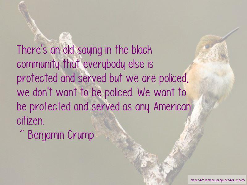 Benjamin Crump Quotes Pictures 2