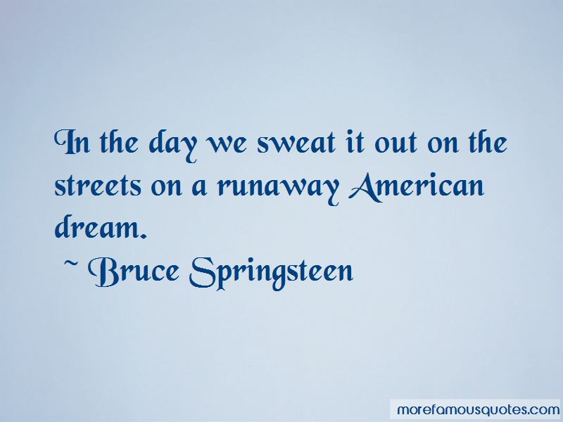 Bruce Springsteen Quotes Pictures 2