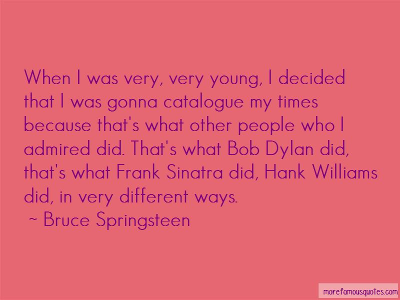 Bruce Springsteen Quotes Pictures 4