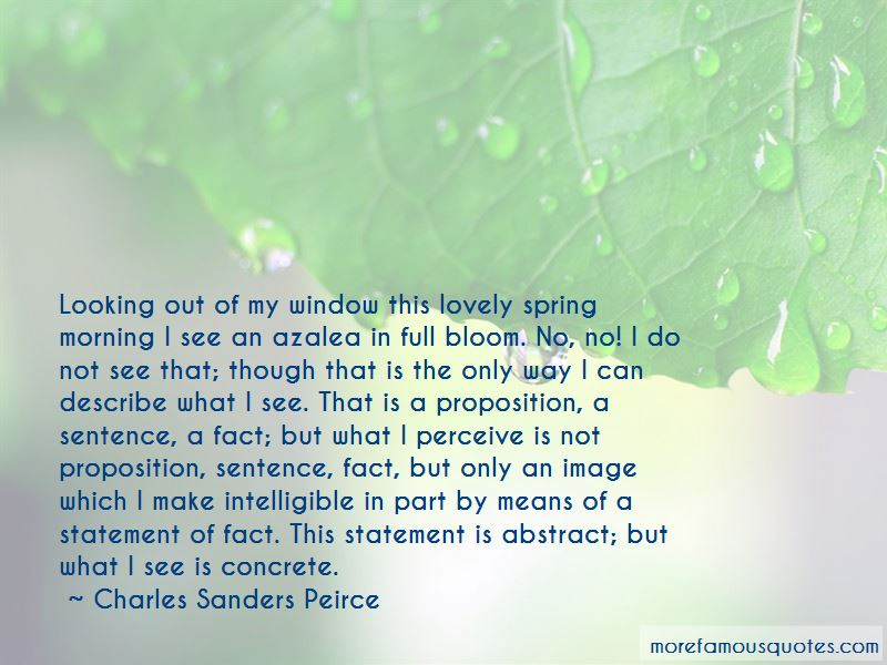 Charles Sanders Peirce Quotes Pictures 2