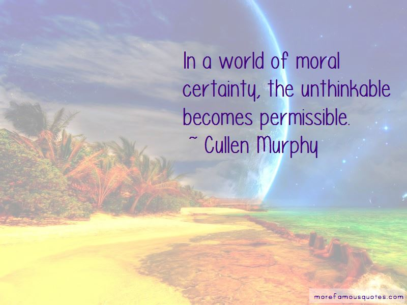 Cullen Murphy Quotes Pictures 2