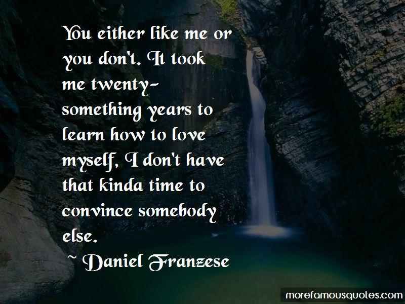 Daniel Franzese Quotes