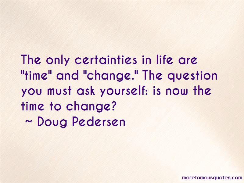 Doug Pedersen Quotes Pictures 2
