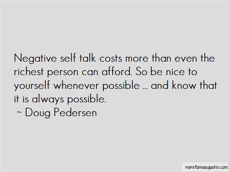 Doug Pedersen Quotes Pictures 4