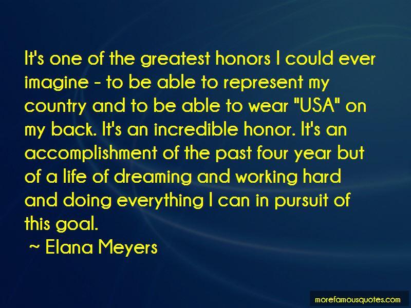 Elana Meyers Quotes