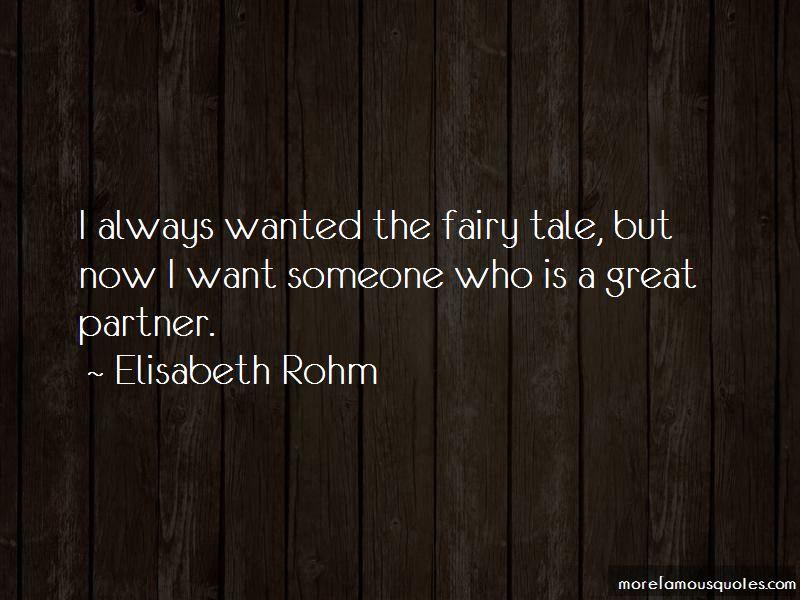 Elisabeth Rohm Quotes Pictures 4