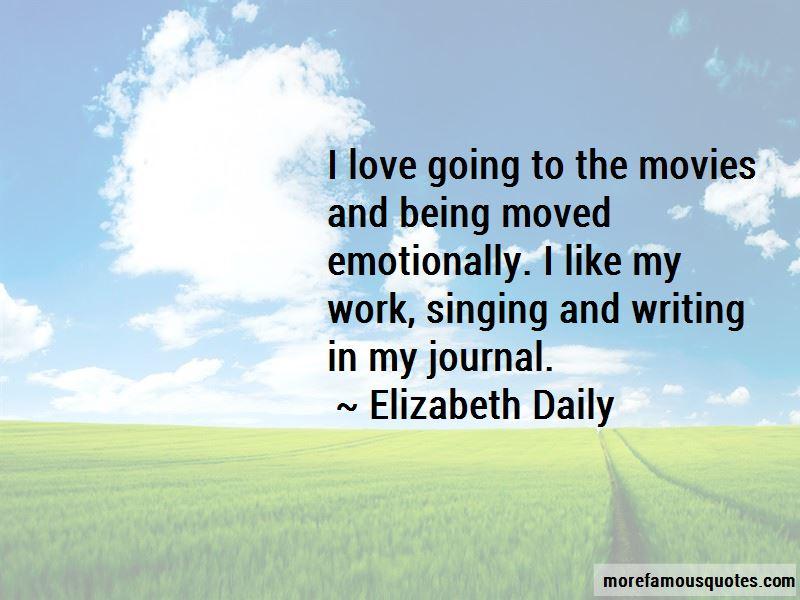 Elizabeth Daily Quotes