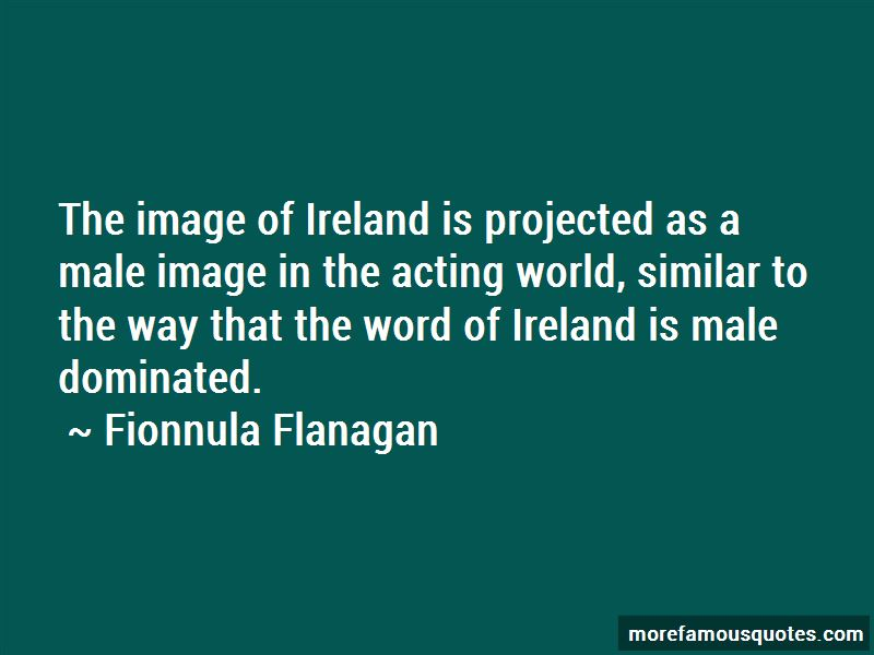 Fionnula Flanagan Quotes Pictures 2