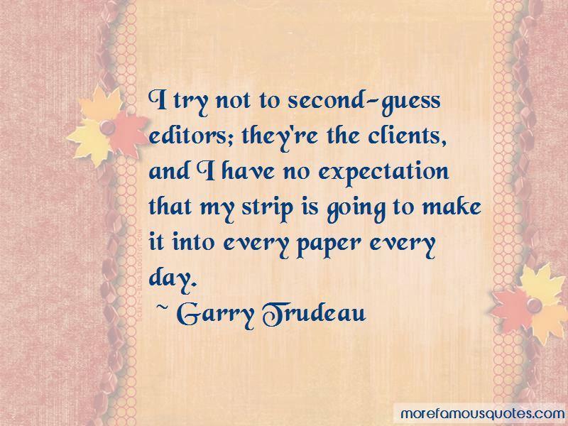 Garry Trudeau Quotes