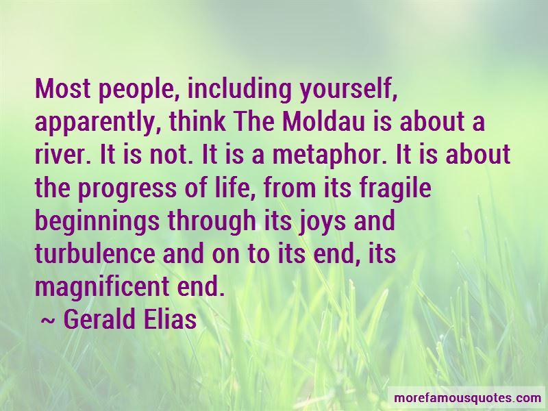 Gerald Elias Quotes
