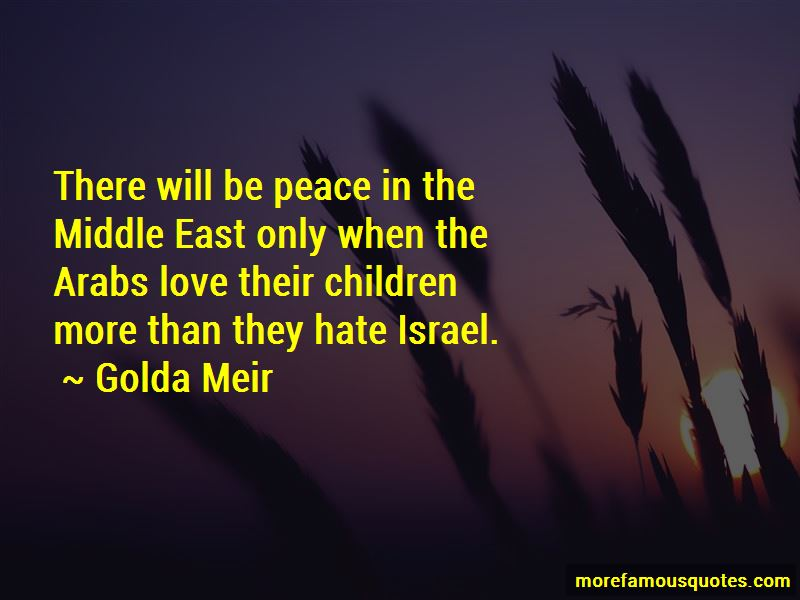 Golda Meir Quotes Pictures 2