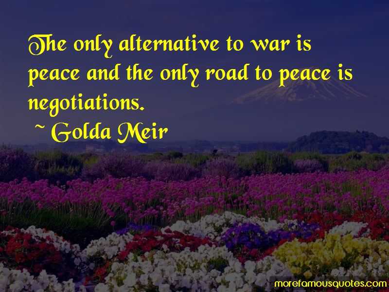 Golda Meir Quotes Pictures 3