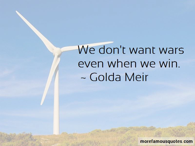 Golda Meir Quotes Pictures 4