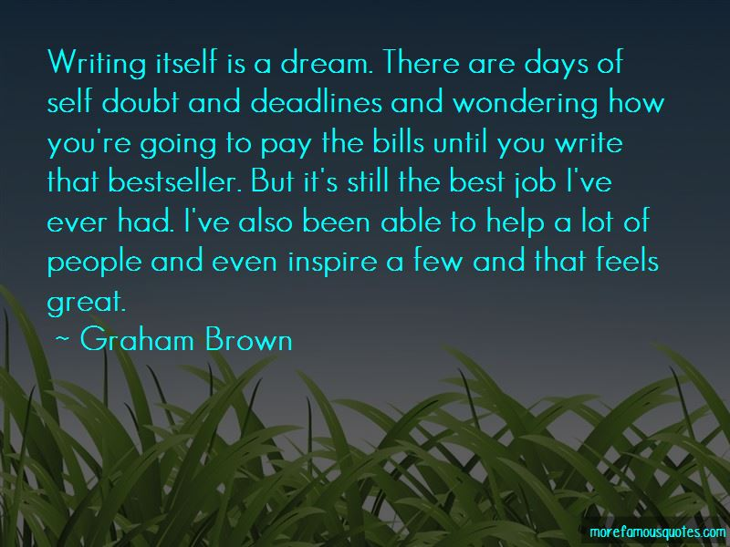 Graham Brown Quotes Pictures 3