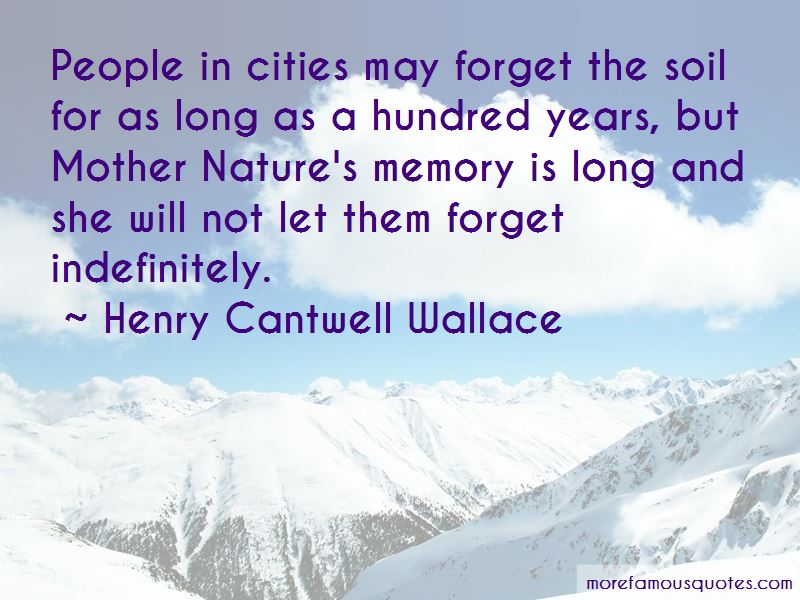 Henry Cantwell Wallace Quotes Pictures 2