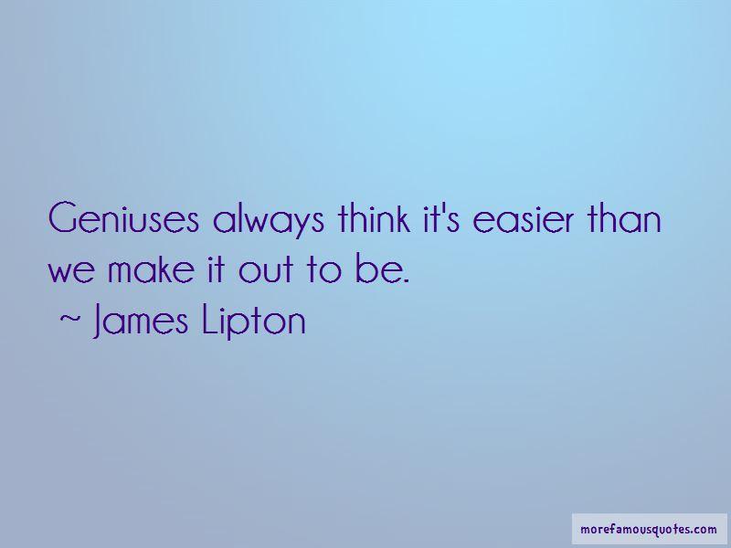James Lipton Quotes Pictures 2