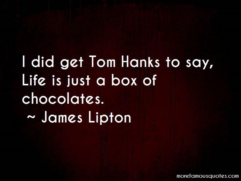 James Lipton Quotes