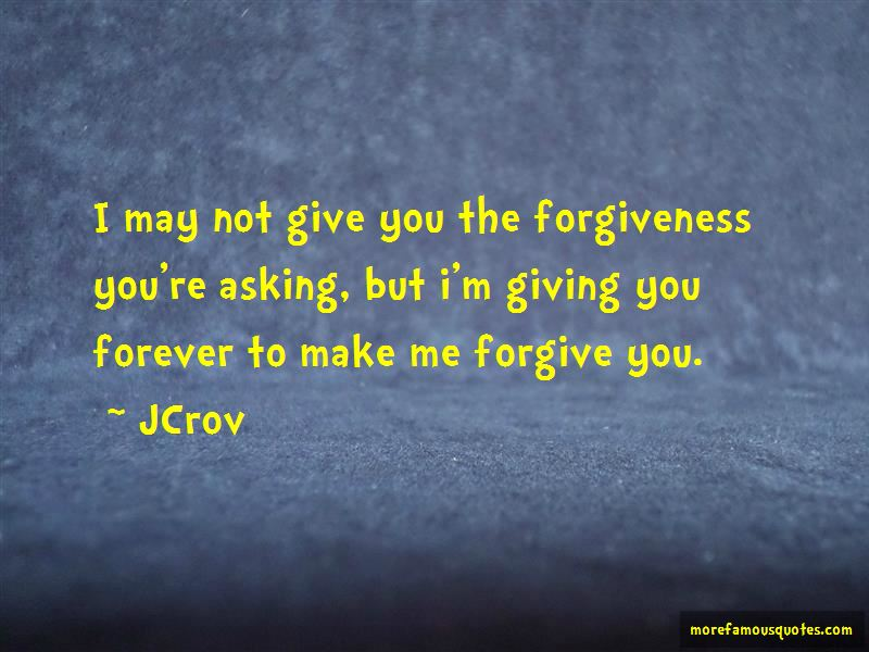 JCrov Quotes