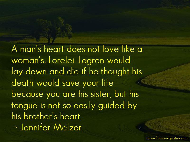 Jennifer Melzer Quotes