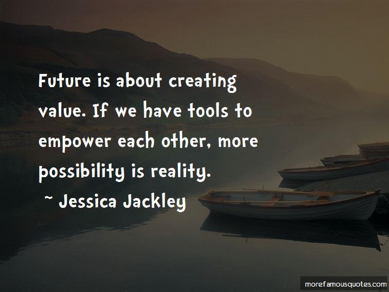 Jessica Jackley Quotes