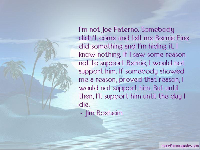 Jim Boeheim Quotes