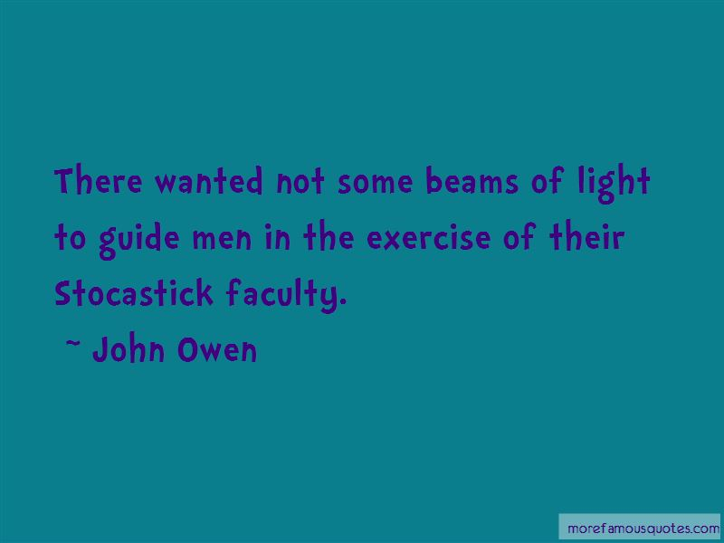 John Owen Quotes Pictures 4