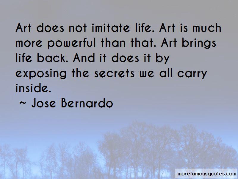 Jose Bernardo Quotes Pictures 2