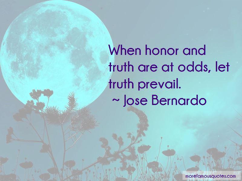Jose Bernardo Quotes Pictures 3
