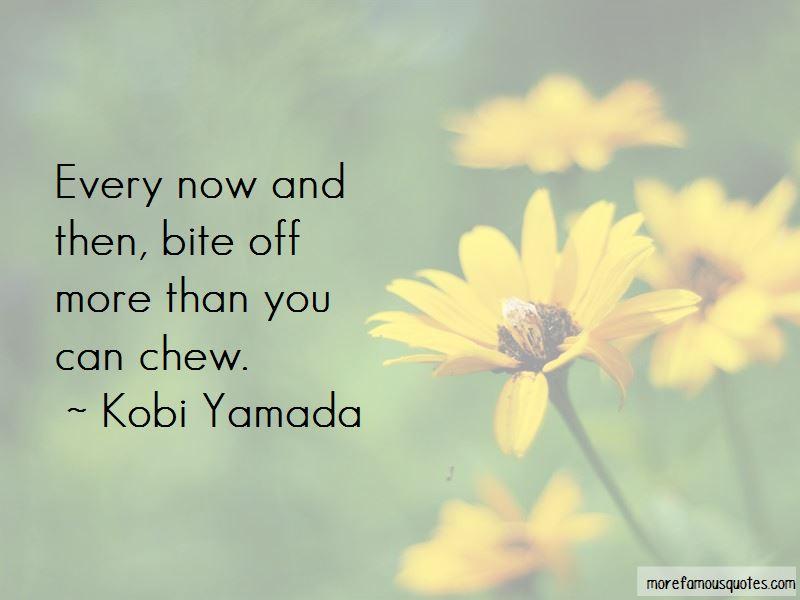 Kobi Yamada Quotes Pictures 2