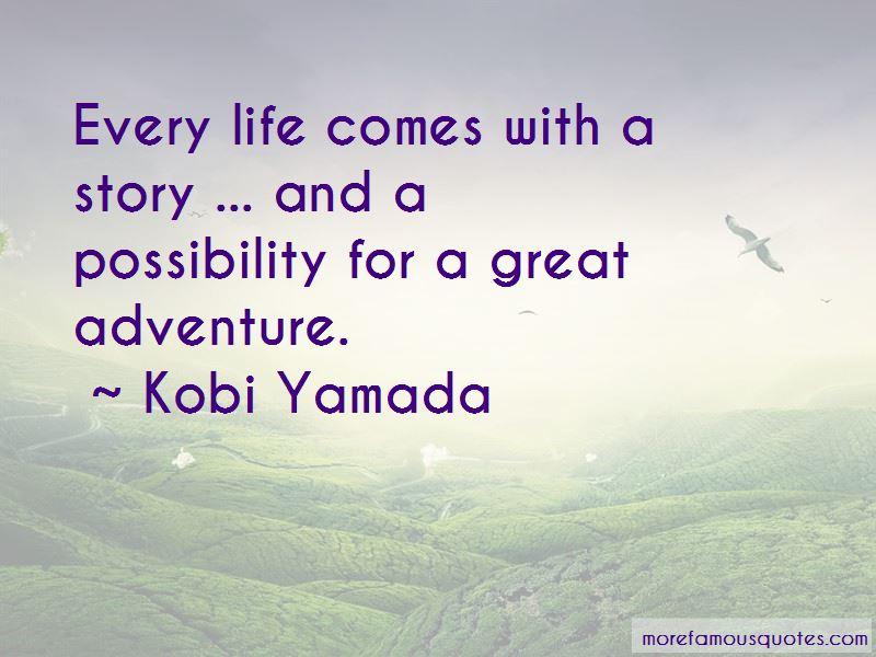 Kobi Yamada Quotes Pictures 4