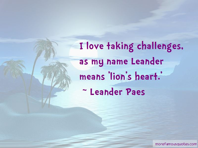 Leander Paes Quotes Pictures 3