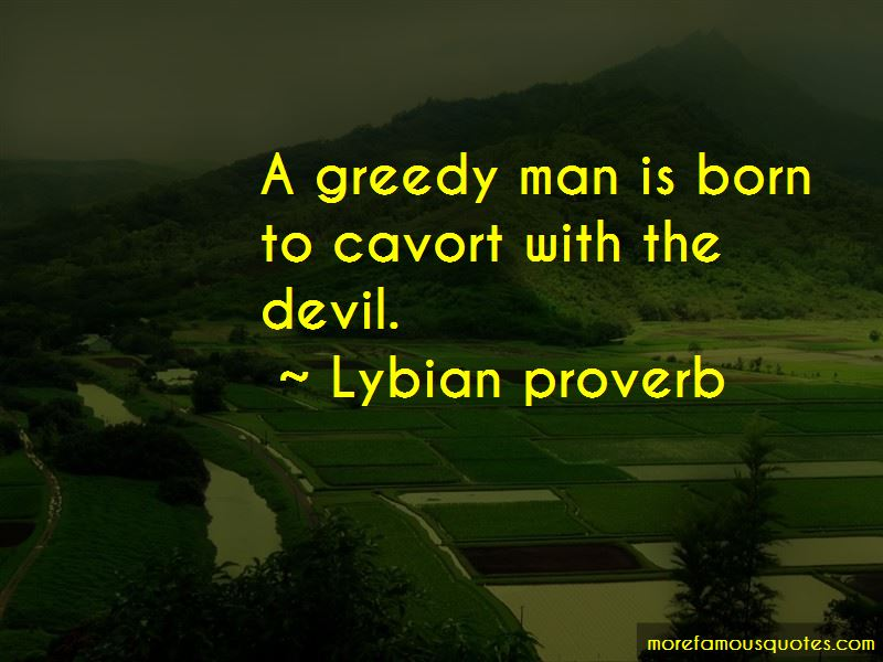 Lybian Proverb Quotes Pictures 3