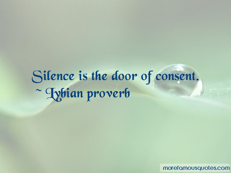 Lybian Proverb Quotes Pictures 4
