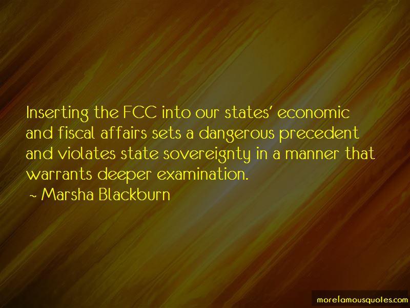 Marsha Blackburn Quotes Pictures 2