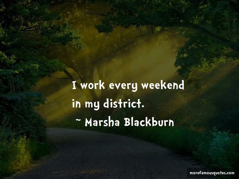 Marsha Blackburn Quotes Pictures 3