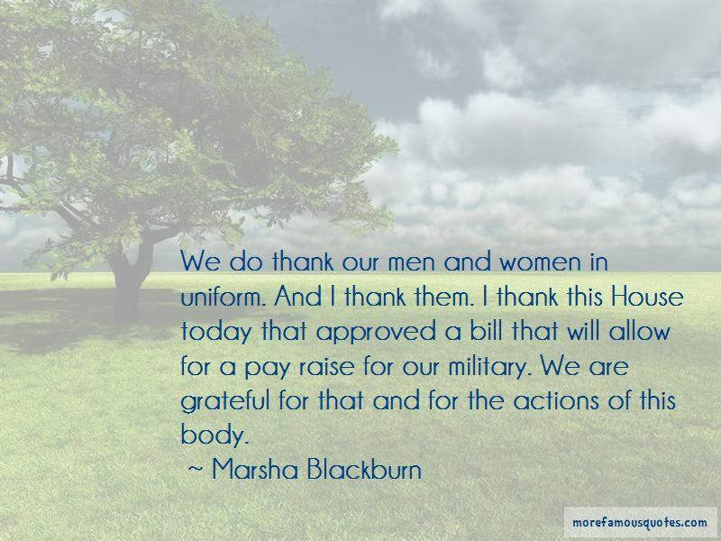 Marsha Blackburn Quotes