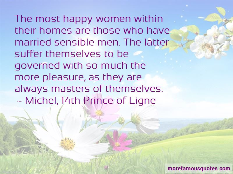 Michel, 14th Prince Of Ligne Quotes Pictures 2