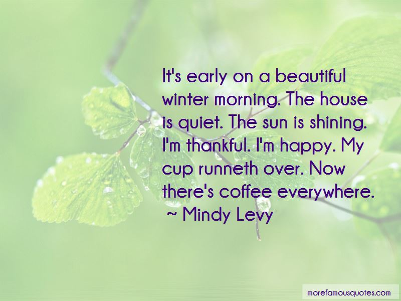 Mindy Levy Quotes Pictures 2